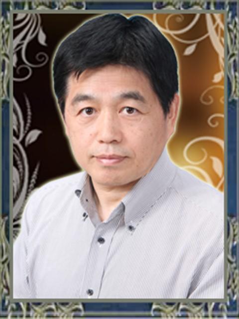 八木新(ヤギアラタ)先生-プロフ画像
